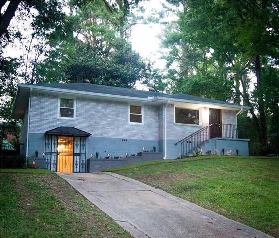 3732 Larkspur, Decatur, GA 30032 (MLS #9046035) :: Crown Realty Group