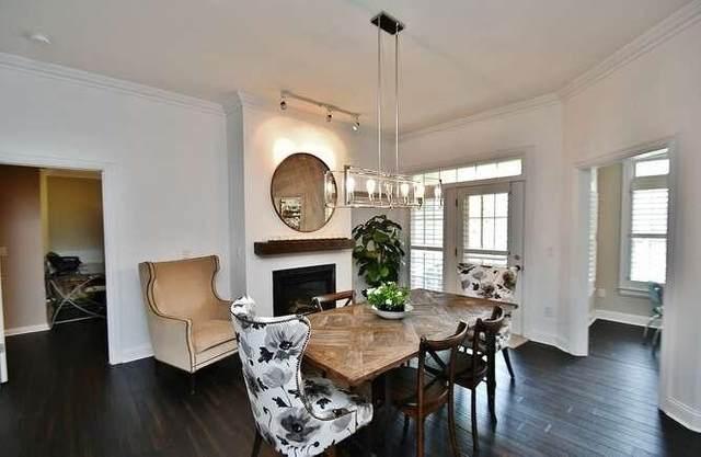 211 Colonial Homes Drive NW #1509, Atlanta, GA 30309 (MLS #9046357) :: Houska Realty Group