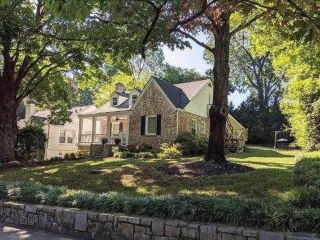 811 Drewry Street NE, Atlanta, GA 30306 (MLS #9046374) :: The Heyl Group at Keller Williams
