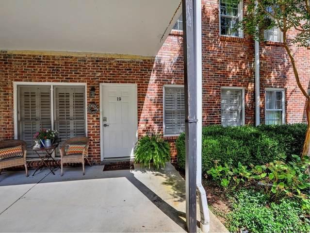 3675 Peachtree Road NE #19, Atlanta, GA 30319 (MLS #9046425) :: Houska Realty Group