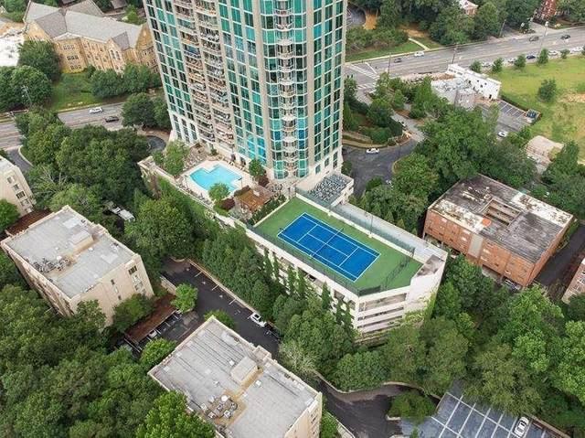 2795 Peachtree Road #801, Atlanta, GA 30305 (MLS #9046431) :: Cindy's Realty Group
