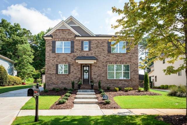357 Edgewater Drive, Athens, GA 30605 (MLS #9046512) :: EXIT Realty Lake Country