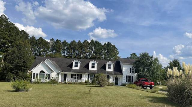 408 Old River Road S, Brooklet, GA 30415 (MLS #9046820) :: Statesboro Real Estate