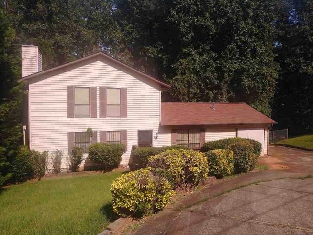 4012 Day Trail N, Ellenwood, GA 30294 (MLS #9046902) :: The Heyl Group at Keller Williams