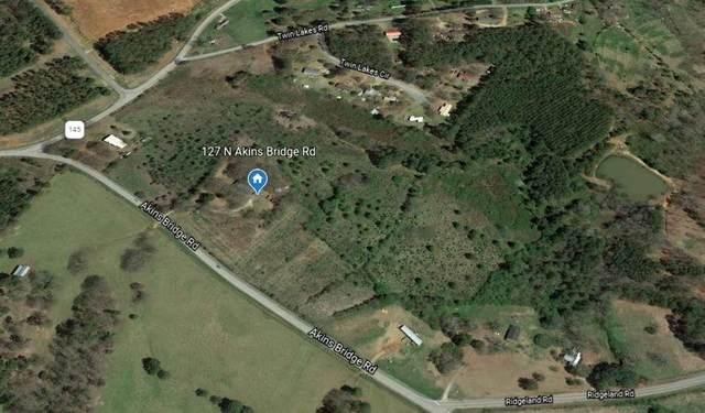 127 N Akins Bridge Road, Eastanollee, GA 30538 (MLS #9046927) :: Houska Realty Group