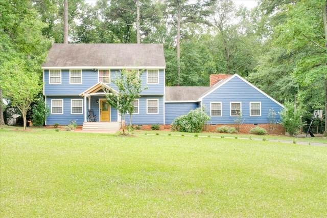 202 Pembroke Drive, Washington, GA 30673 (MLS #9047092) :: Statesboro Real Estate
