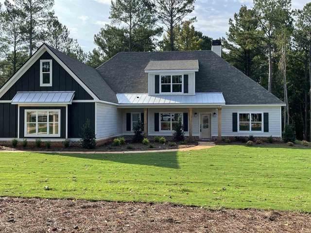 210 Windchime Way Lot 16, Tyrone, GA 30290 (MLS #9047784) :: Anderson & Associates