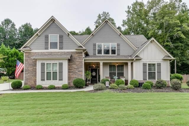 686 Lake Crest Drive, Jefferson, GA 30549 (MLS #9047827) :: Keller Williams