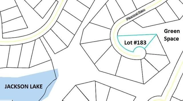 0 Pheasant Drive #183, Monticello, GA 31064 (MLS #9047857) :: The Heyl Group at Keller Williams