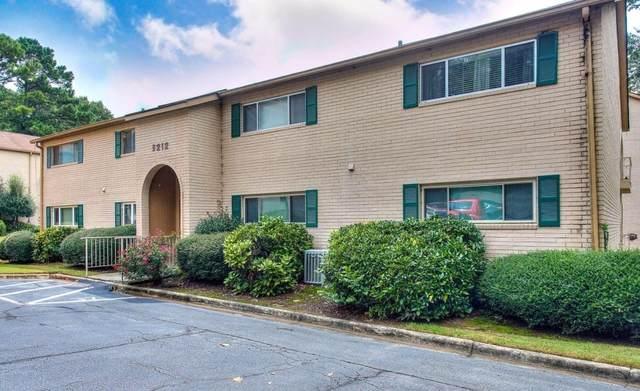 3212 Henderson Mill Road #2, Atlanta, GA 30341 (MLS #9047917) :: Anderson & Associates