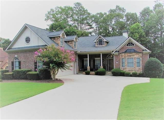 403 The Falls Of Cherokee Drive, Canton, GA 30114 (MLS #9047994) :: The Realty Queen & Team