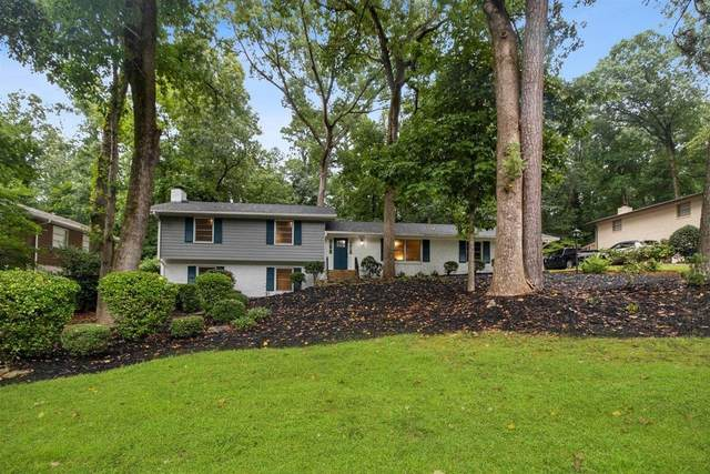 3603 Embry Circle, Chamblee, GA 30341 (MLS #9048171) :: The Cole Realty Group