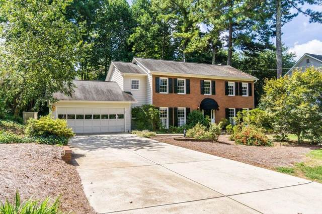 4846 Laurel Spring Drive NE, Roswell, GA 30075 (MLS #9048762) :: The Realty Queen & Team