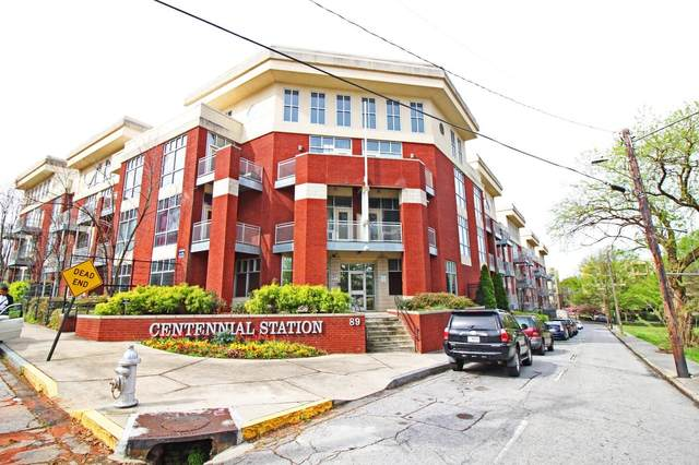 89 Mangum` SW #212, Atlanta, GA 30313 (MLS #9048772) :: Statesboro Real Estate