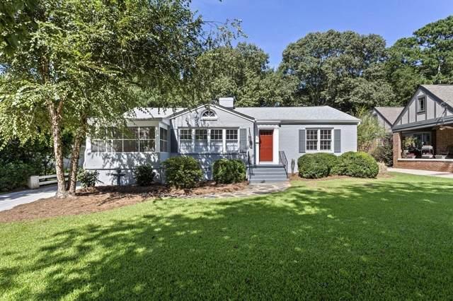 11 Lakeshore Drive, Avondale Estates, GA 30002 (MLS #9048778) :: Rettro Group