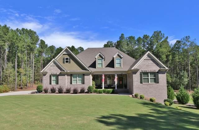 241 Hidden Springs Drive #12, Rutledge, GA 30663 (MLS #9049208) :: Rettro Group