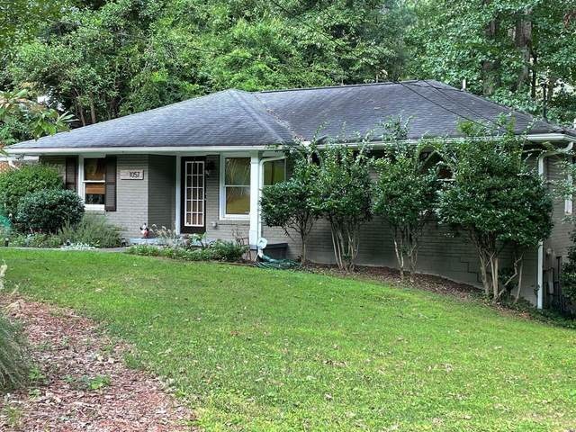 1057 N N Hills Drive, Decatur, GA 30033 (MLS #9049231) :: Scott Fine Homes at Keller Williams First Atlanta