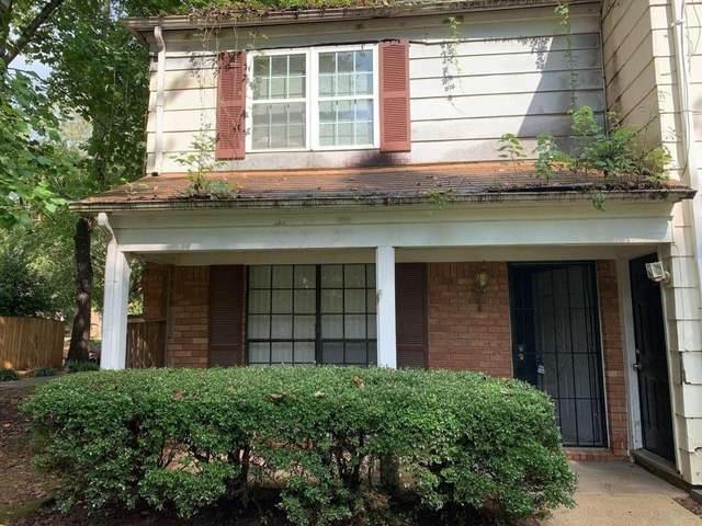 6590 Sleepy Hollow Lane, Morrow, GA 30260 (MLS #9049286) :: Cindy's Realty Group