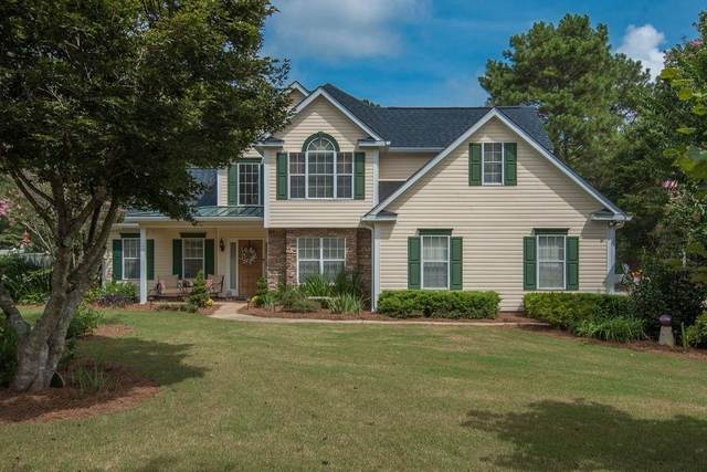 85 Candlewood, Newnan, GA 30265 (MLS #9049364) :: The Cole Realty Group