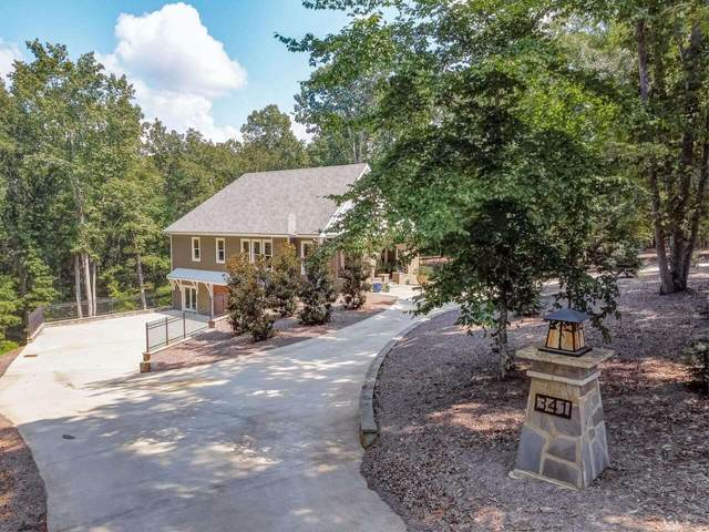 341 Old Hornage Road, Ball Ground, GA 30107 (MLS #9049383) :: The Heyl Group at Keller Williams