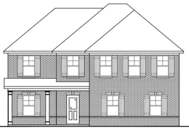116 Caroline Court #60, Macon, GA 31210 (MLS #9049404) :: RE/MAX Eagle Creek Realty
