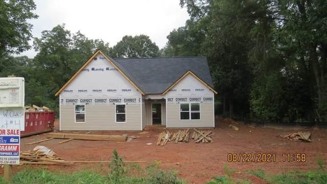21 W Oak Street #4, Luthersville, GA 30251 (MLS #9049419) :: Athens Georgia Homes