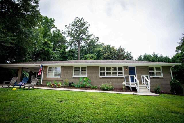 4950 Glaze Drive, Dunwoody, GA 30360 (MLS #9049478) :: Perri Mitchell Realty
