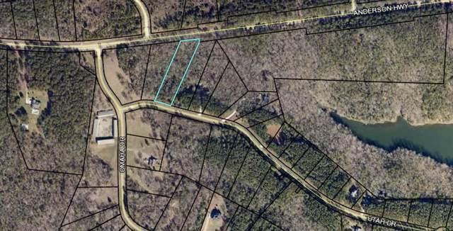 0 Utah Drive Lot 43A, Elberton, GA 30635 (MLS #9049493) :: Crown Realty Group
