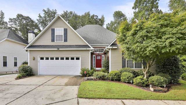 100 St Albans Way, Peachtree City, GA 30269 (MLS #9049588) :: Crown Realty Group