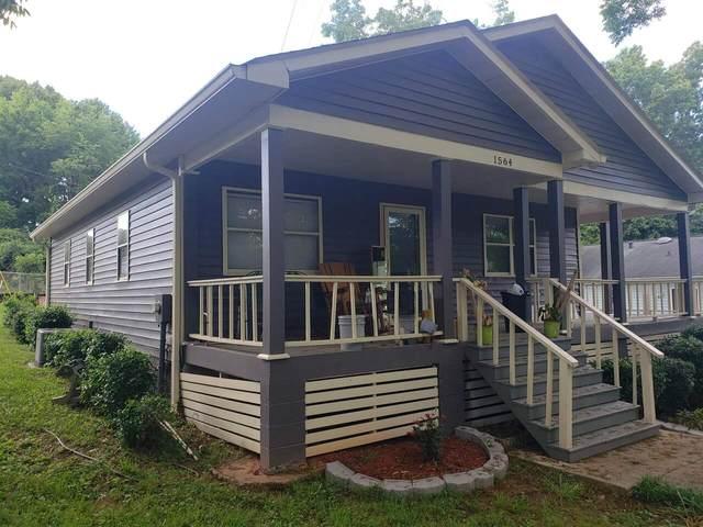 1564 NE Foote, Atlanta, GA 30307 (MLS #9049640) :: Statesboro Real Estate