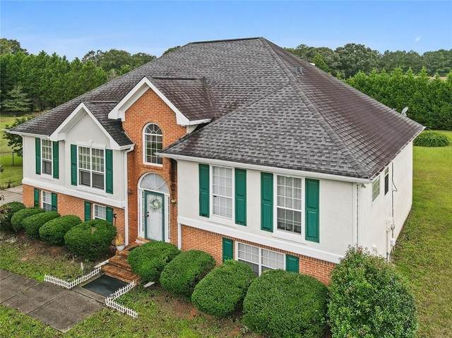 341 Cane Creek Drive, Stockbridge, GA 30281 (MLS #9049648) :: Buffington Real Estate Group