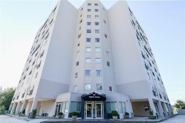 587 Virginia Avenue NE P, Atlanta, GA 30306 (MLS #9049774) :: Anderson & Associates