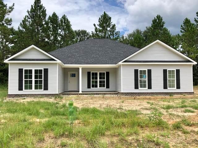 125 River Bluff Way #5, Ellabell, GA 31308 (MLS #9049800) :: Statesboro Real Estate