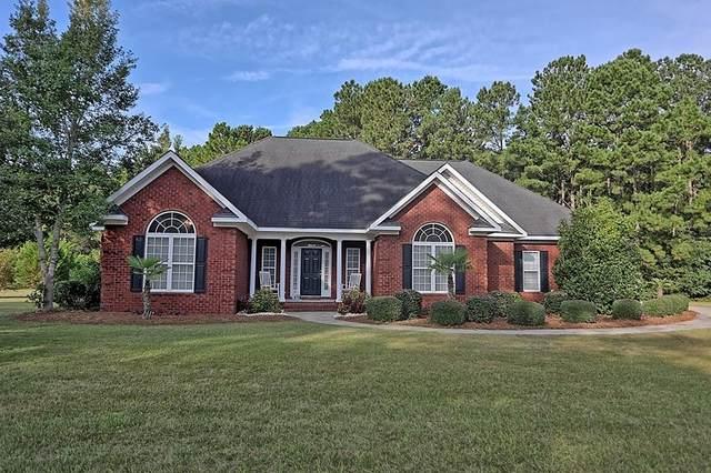 1607 Stanford Drive, Statesboro, GA 30461 (MLS #9049833) :: Athens Georgia Homes