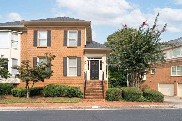 6112 Forest Hills Drive, Peachtree Corners, GA 30092 (MLS #9049901) :: The Ursula Group