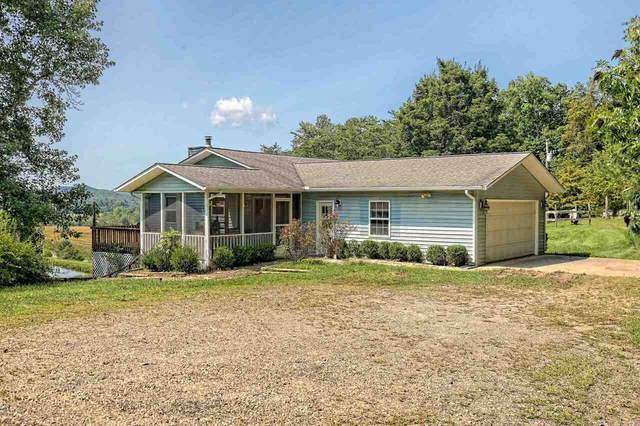 320 Hall Cove Road, Warne, NC 28909 (MLS #9049933) :: RE/MAX Eagle Creek Realty