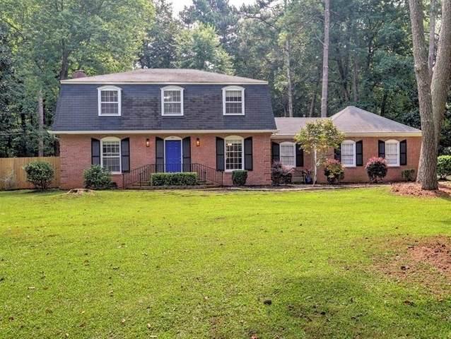 291 Dalrymple Road, Atlanta, GA 30328 (MLS #9049973) :: The Heyl Group at Keller Williams