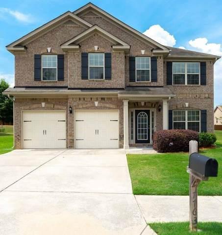 7763 Wrotham Circle, Atlanta, GA 30349 (MLS #9049978) :: Rettro Group
