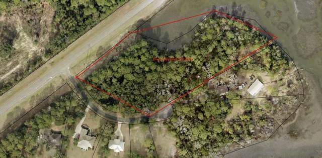 0 Jessies Lane Lots 1 2 And 3, Woodbine, GA 31569 (MLS #9050000) :: Houska Realty Group