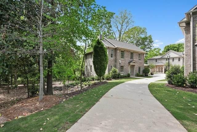 1626 Clifton Terrace NE #B, Atlanta, GA 30307 (MLS #9050041) :: Crown Realty Group