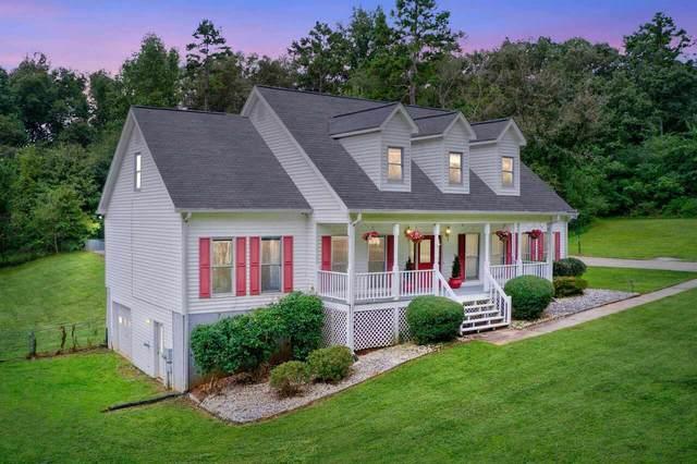 6393 Yellow Creek Road, Murrayville, GA 30564 (MLS #9050091) :: Athens Georgia Homes