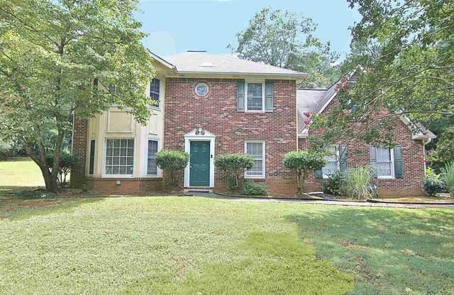140 Bryson Lane, Fayetteville, GA 30214 (MLS #9050346) :: Crown Realty Group
