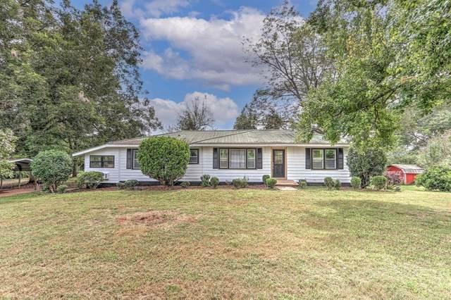 746 Brockton Road, Jefferson, GA 30549 (MLS #9050361) :: Athens Georgia Homes