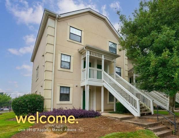210 Appleby Drive #101, Athens, GA 30605 (MLS #9050365) :: Crown Realty Group
