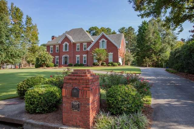 238 Hidden Lakes Drive, Carrollton, GA 30116 (MLS #9050371) :: Houska Realty Group