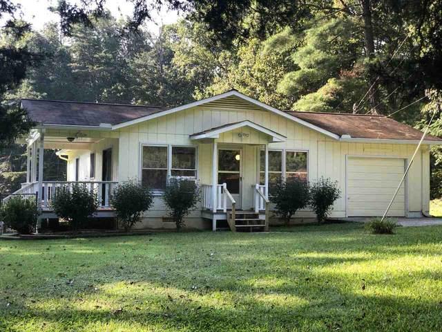 1780 Hollywood Highway, Clarkesville, GA 30523 (MLS #9050522) :: Athens Georgia Homes