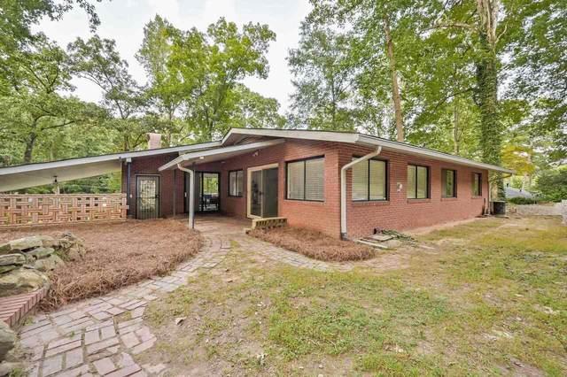 2594 Woodhaven Circle, East Point, GA 30344 (MLS #9050550) :: Maximum One Partners