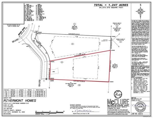 6815 Nantucket Cove, Cumming, GA 30041 (MLS #9050630) :: Rettro Group