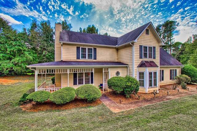 108 Cabin Gate, Peachtree City, GA 30269 (MLS #9050670) :: The Cole Realty Group