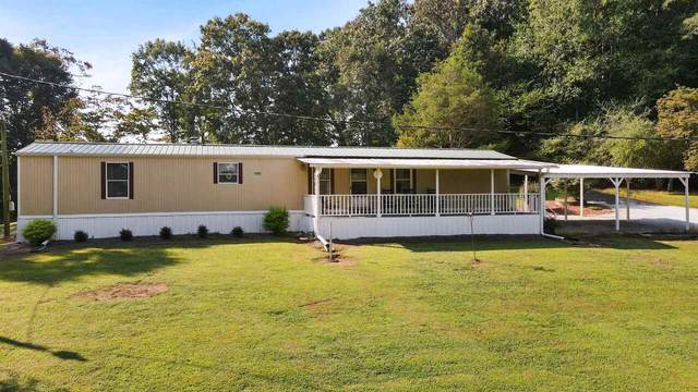 274 Silver Dollar Road, Maysville, GA 30558 (MLS #9050744) :: Athens Georgia Homes